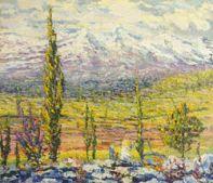 Qamot Sarer. Aragac, 1998