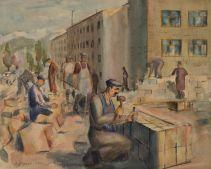 Dproci karucume Yerevanum (1937)