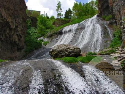Джермукский водопад