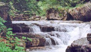 Река Агстев или Агстафа (Աղստև)