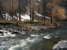 Река Азат - Ազատ
