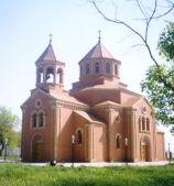 Армянская Апостольская церковь в Одессе