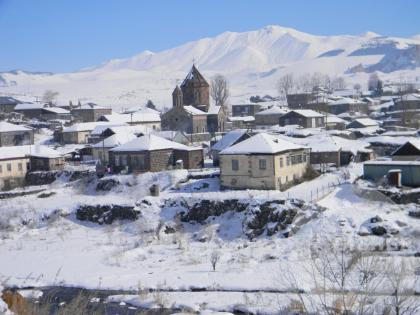 Ахалкалаки, село Арагва