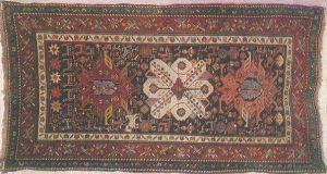 ARTSAKH, (GHARABAGH) XIX, 127x228 cm, N7738, AHSM