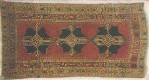 NAKHIJEVAN, XIX, 120x230 cm, N9162, AHSM
