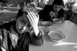 Specialized Boarding School, Yerevan, Armenia © Onnik Krikorian , Oneworld Multimedia.