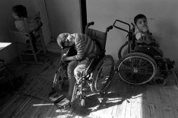 Specialized Children's Home, Nor Kharberd, Armenia © Onnik Krikorian , Oneworld Multimedia.