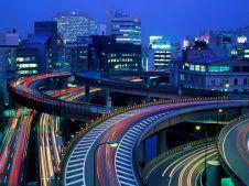 Дороги в Токио