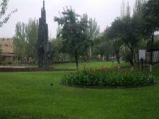Мрачная и красивая погода  в Ереване )