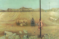 The selling of sheep, 1975