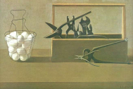 Tools and eggs. aggression, 1980