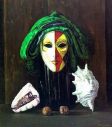 Still-life with a Venetian Mask, 1999