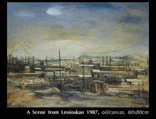A Scene from Leninakan, 1987
