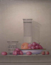 Still Life with Red Grapes, 2001