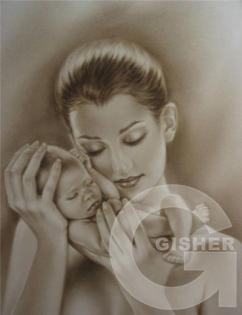 Материнство и красота