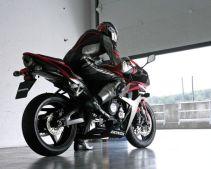 Мотоцикл № 162
