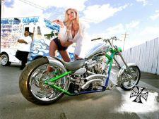 Мотоцикл № 166