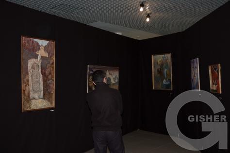 """Открытие выставки """"От красоты до безумия"""""""