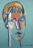 Pastel Portrait - 1
