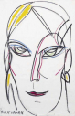 Pastel Portrait - 4