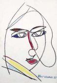 Pastel Portrait - 5