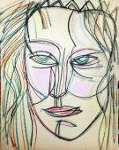 Pastel Portrait - 7