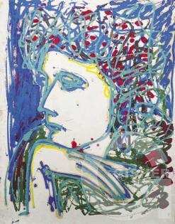 Pastel Portrait - 8