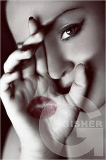 Kiss you...