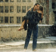 Поцелуй дождя..