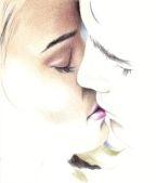 Поцелуй...