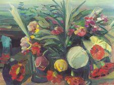 Still life. Flowers. 1967