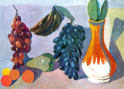 Still life with grapes. 1911