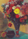 The flowers of Dilizhan. 1963