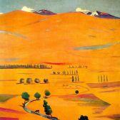 The Gegham mountains. 1926