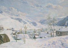 Winter in Meghradzor, 2006