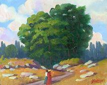 Trees of Tzaghgatzor