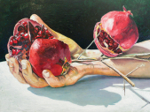 Pomegranate Offering, 2008