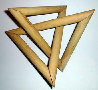 Магические треугольники