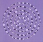 Смотрите на картинку долго и вы увидите движение частиц