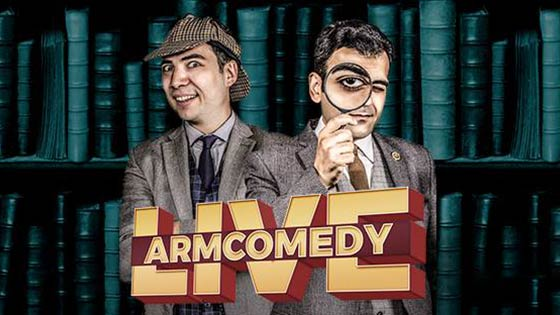 ArmComedy Live - Episode 18