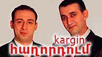 Kargin haghordum - sketch 124